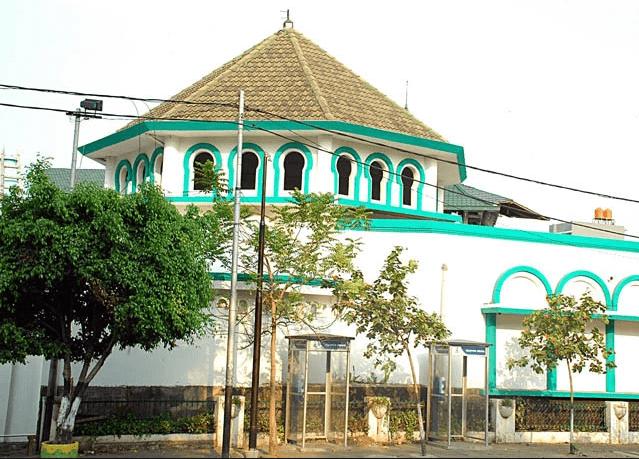 masjid jami' kebon jeruk