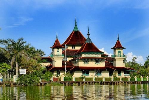 masjid jami kesultanan sambas