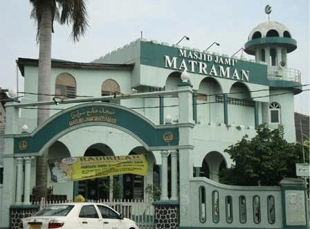 masjid jami' matraman