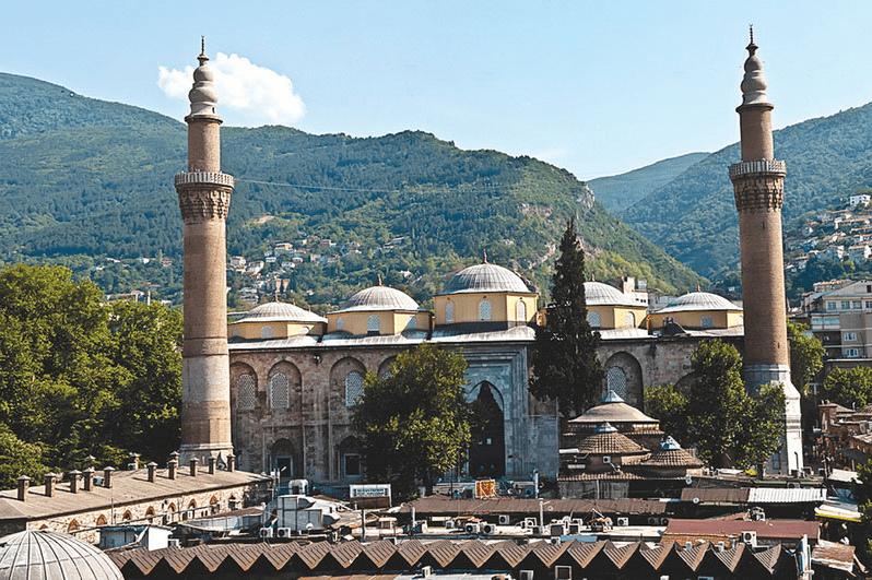 masjid jami' ulu