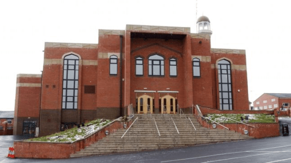 Masjid Jami' Zakariyya – Bolton  Inggris