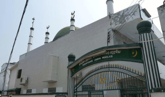Masjid Jami Vientiane – Laos