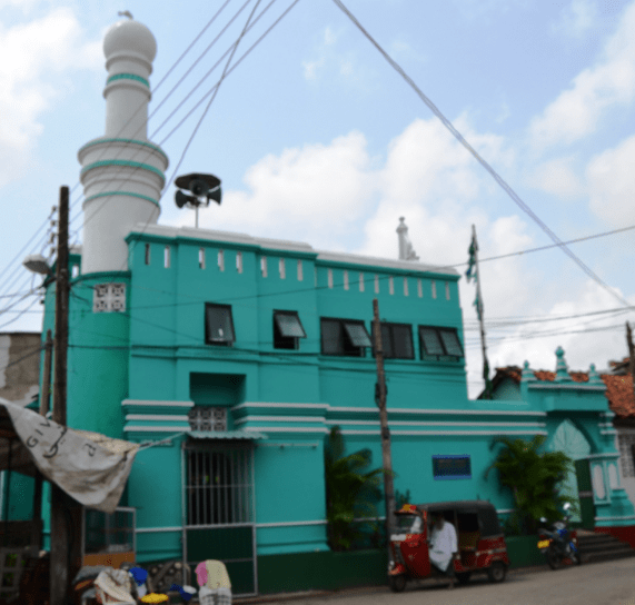 masjid java lane