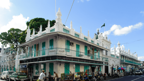Masjid Jummah – Port Louis Mauritius