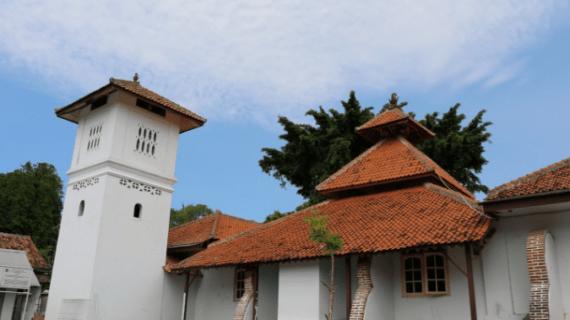 Masjid Kasunyatan Banten