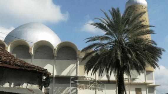 Masjid Agung Kolombo – The Colombo Mosque Sri Lanka