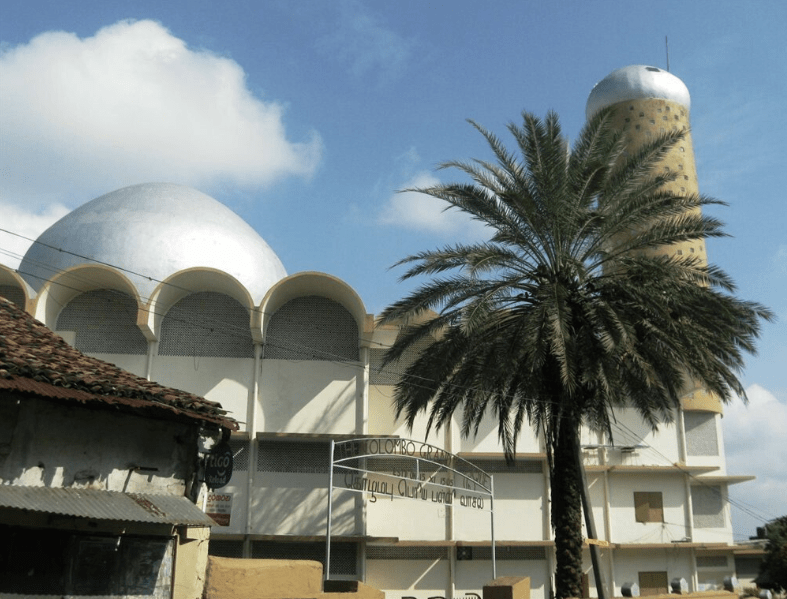 masjid kolombo