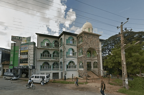 Masjid Melayu Kurunegala Sri Lanka