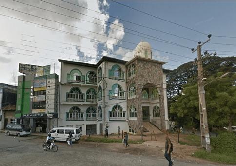 masjid kurunegala di sri langka