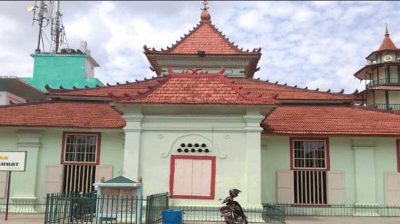 Masjid Lawang Kidul – Palembang