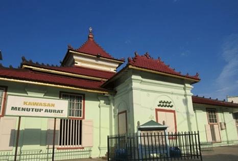 masjid lawang kidul