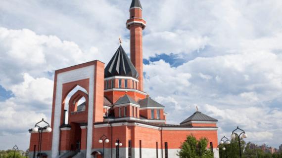 Masjid Memorial Moskow – Moskow Memorial Mosque – Rusia