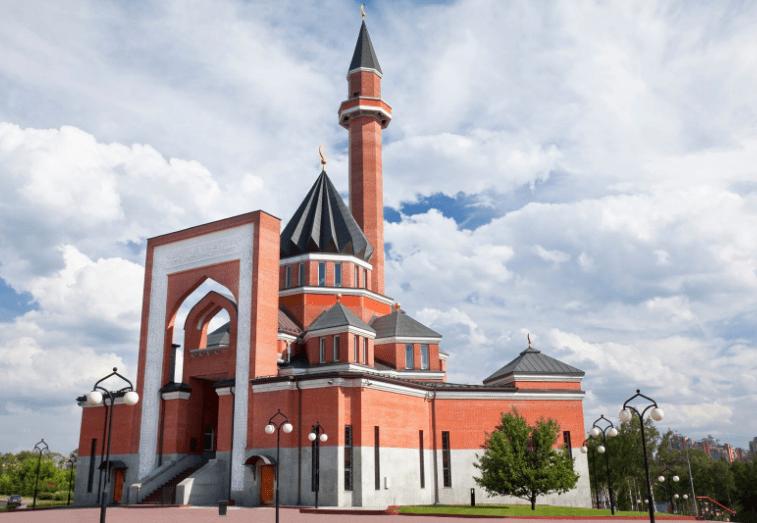 masjid memorial moskow