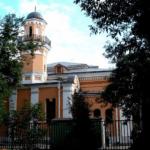 Masjid Moscow Historical Mosque – Masjid Tertua di Kota Moskow Rusia