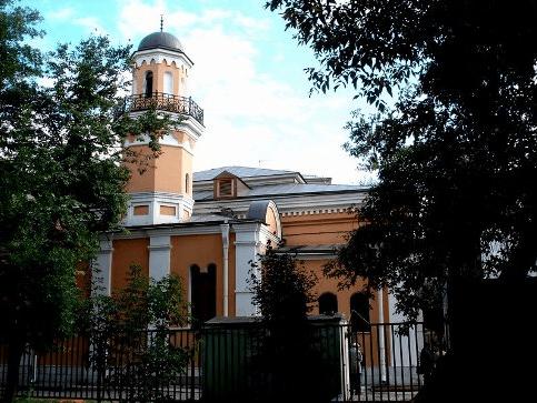 masjid moscow historical