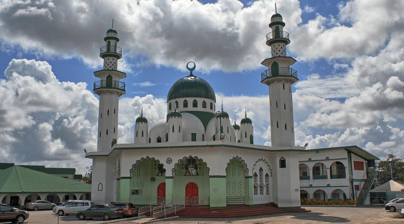 masjid muhammad ali jinnah