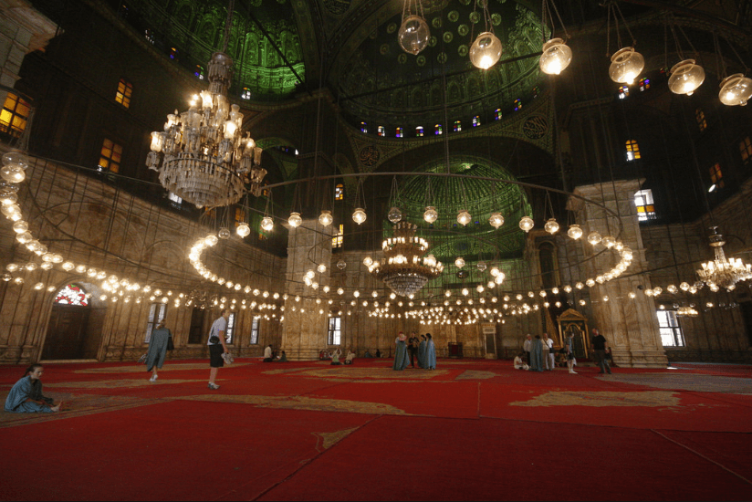 masjid muhammad ali pasha