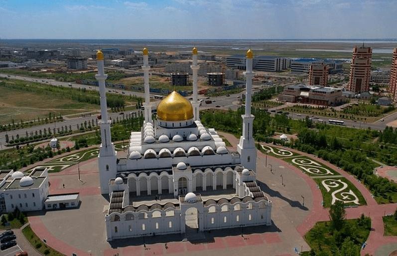 masjid nur astana