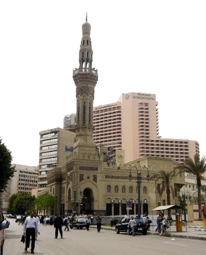 masjid omar makram