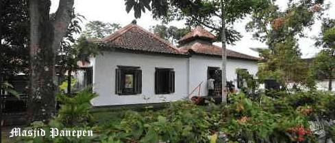 Masjid Panepan – Keraton Yogyakarta