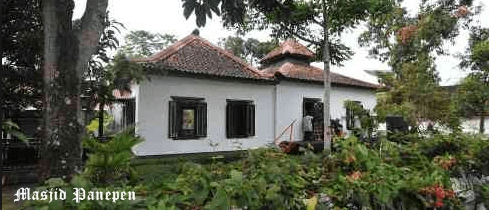 masjid panepan