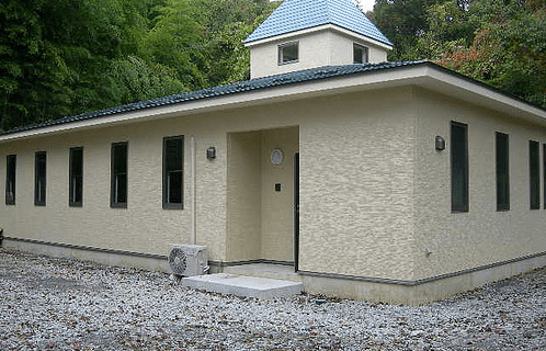Masjid Sendai – Prefektur Miyagi – Jepang