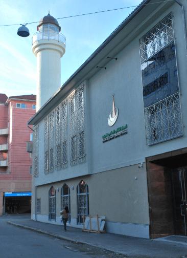 masjid pusat kebudayaan islam