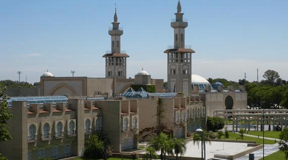 Masjid Pusat Kebudayaan Islam Raja Fahd – Buenos Aires Argentina