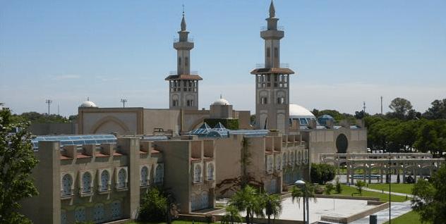 masjid raja fahd