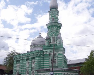 Masjid Sentral Perm – Perm Central Mosque – Rusia