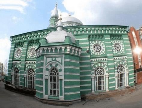 masjid sentral perm