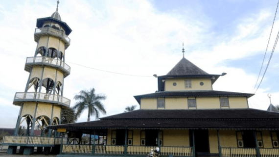 Masjid Shirothal Mustaqim – Masjid Tertua di Samarinda