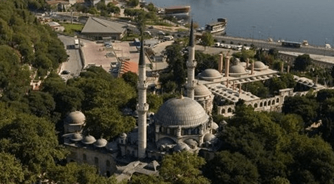Masjid Raya Eyup Sultan – Istanbul
