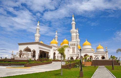 masjid sultan hasanah