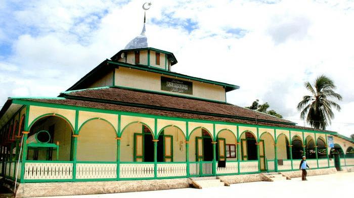 masjid sultan kasimuddin