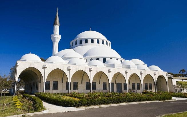 masjid sunshine