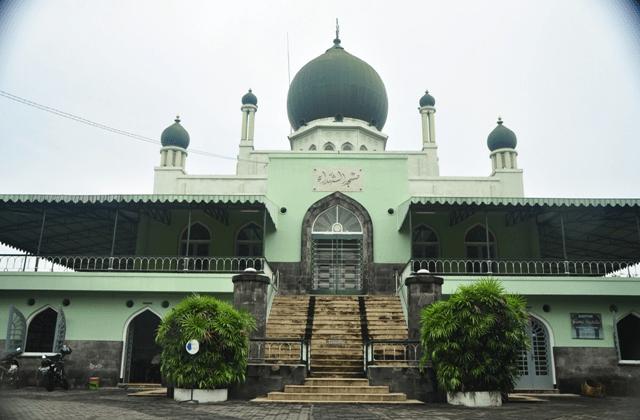 masjid syuhada