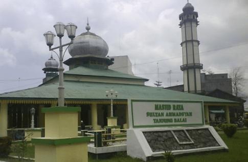masjid tanjung balai