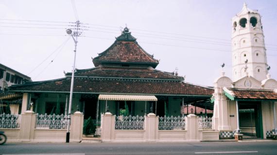 Masjid Tengkera Malaka