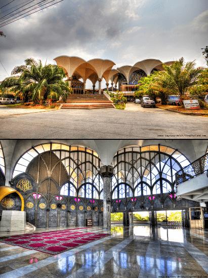 masjid thailand