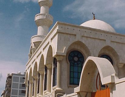 Masjid Umar Bin Khattab – Maicao Kolumbia