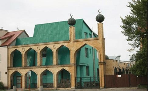 Masjid Warsawa – Polandia