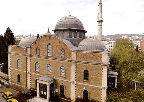 masjid zagan