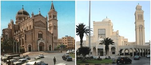 perubahan masjid al jazair