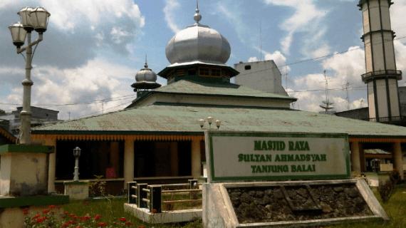 Masjid Raya Sultan Akhmadsyah – Tanjung Balai Asahan