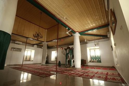 interior masjid al hilal