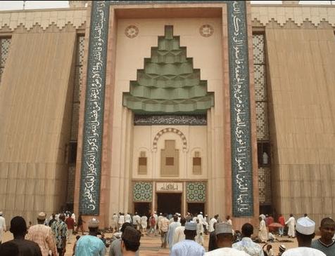 interior masjid nasional abuja