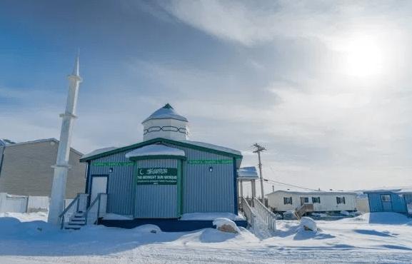 masjid 4000km