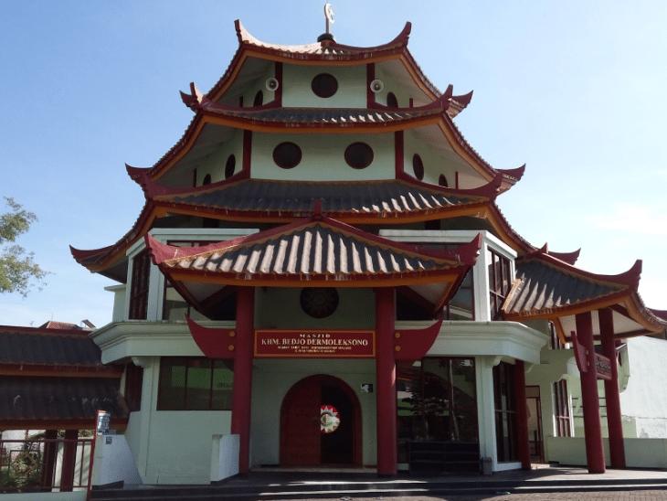 masjid KH M. Bedjo Darmoleksono