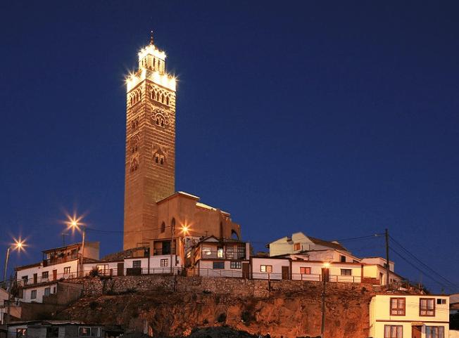 masjid agung coquimbo